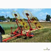 ГКП-6, 1 М-6 Грабли колесно-пальцевые
