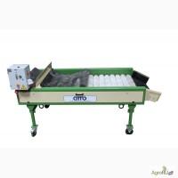 Оборудование машина для сухой очистки чистки картофеля, овощей, лука, моркови УСО-10