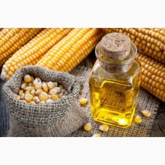 Кукурузное масло 0, 5 л., 1 л