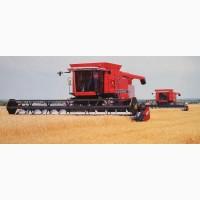 Уборка урожая Зерновых, Зернобобовых 2019г
