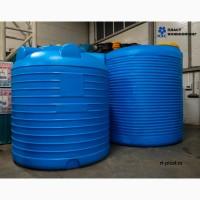 Ёмкость цилиндрическая вертикальная 5000 литров