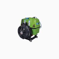 Опрыскиватель садовый 200-600 литров вентиляторный навесной