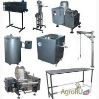 Оборудование для консервации зеленого горошка и кукурузы