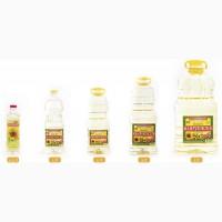 Производитель подсолнечного масла; рафинированное, нерафинированное подсолнечное масло опт