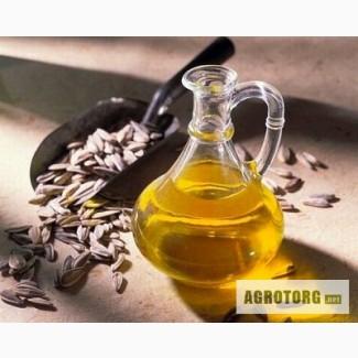 Продаем масло подсолнечное нерафинированное, налив