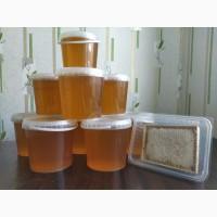 Мед со своих пасек (пробники бесплатно)