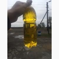 Продам масло подсолнечное нерафинрованное, сыродавленное, холодный отжим
