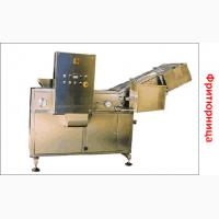 Линия для обработки картофельных чипсов с производительностью до 2000 т/час.(картофеля)