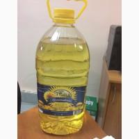 Масло подсолнечное раф.дез. 5 л - 230 р Производитель