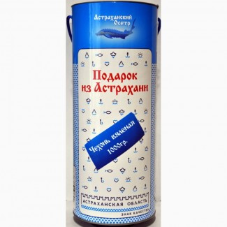 Чехонь Астраханская в подарочном тубусе в Москве