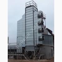 Зерносушилки шахтные