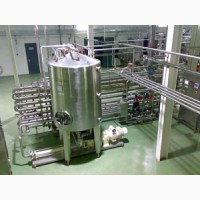 Линия производства сокового концентрата из яблок/груш производительностью 15 тн/час по сы