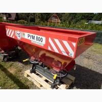 Разбрасыватель минеральных удобрений D-Pol РУМ 800 литров