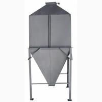 Бункер БСК для систем кормораздачи на свинофермах и птицефабриках