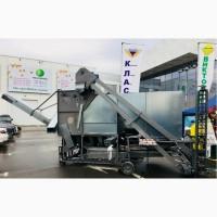 Зерноочистительная машина КЛАСС самоходная