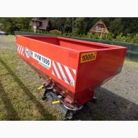 Разбрасыватель минеральных удобрений D-Pol РУМ-1000 литров
