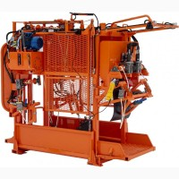 Гидравлический станок для обработки копыт КРС - СКГМ Макс-5