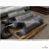 Спираль Шнека Виток Шнека Перо Шнека Диаметр до 3000 мм, Подвесные опоры