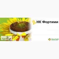 Семена гибридов подсолнечника НК Фортими