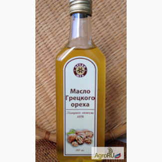 Продам масло Грецкого ореха холодного отжима