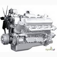 Двигатель ЯМЗ 238 взамен ТМЗ-8481 на К-744 Р2 от официального дилера завода ЯМЗ