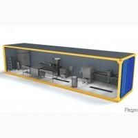 Модульный колбасный цех(мини завод)