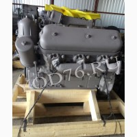 Двигатель ЯМЗ 236М2 после капитального ремонта на Т-150