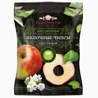 Яблочные чипсы от производителя