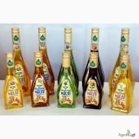Растительные масла холодного отжима от производителя