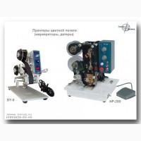 Термодатеры (принтеры термопечати) DY-8 и HP-280 для упаковочных машин