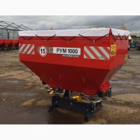 Разбрасыватель минеральных удобрений D-Pol РУМ 1200 литров