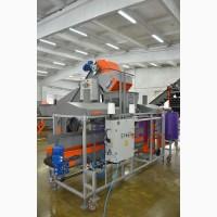 Машина упаковки в сетку МУС-25 для упаковки картофеля, моркови
