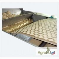 Оборудование для производства печенья (Турция)