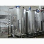 Флокуляторы для приготовления рикотто. Завод Гранд