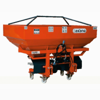 Разбрасыватель минеральных удобрений 1200 литров навесной Axano