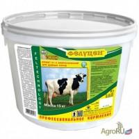 Фелуцен К1-2 Энергетический для дойных коров 15кг