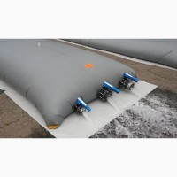 Продам гибкий резервуар для КАС и ЖКУ