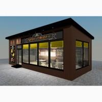 Строительство кофе, ресторанов