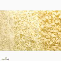 Сыр тертый в упаковке