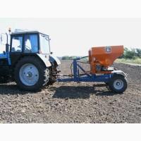 Разбрасыватель минеральных удобрений РУ-1600 (аналог Amazone ZA-M 1500)