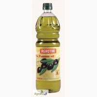 Рафинированное оливковое масло Аgrotiki - Greece 1л. пэт