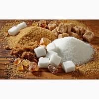 Сахар оптом от 1000 тонн
