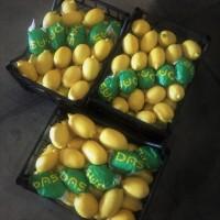 Свежий лимон, сорт Enterdonat