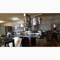 Продаем моноблок розлива (розлив+закатка) на линию розлива соков. морсов