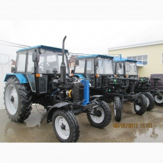 Капитальное восстановление тракторов МТЗ-80, МТЗ-82