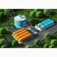 Монтаж газгольдера для фермерских хозяйств