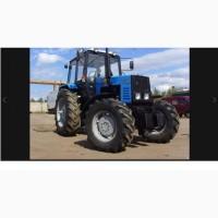 Профессиональный ремонт тракторов МТЗ-1221