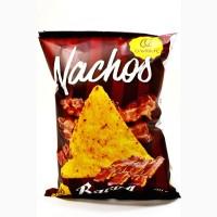 Продам Кукурузные чипсы Nachos Olvkus