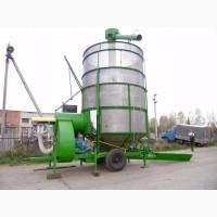 Зерносушилка мобильная Гуливер в рассрочку от завода
